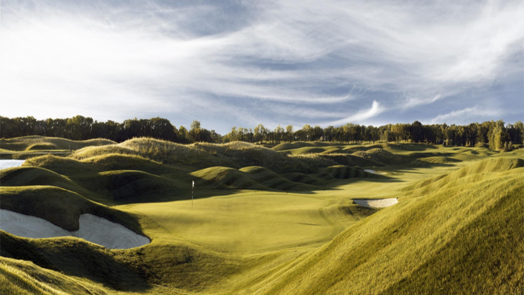 Golf Courses   Enebak Construction